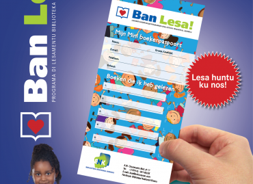 Mini Pasaporte di Buki 2021